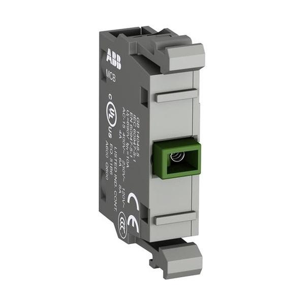 Blok pomocného kontaktu zapínací, pre spínače do 25 A - zapínací