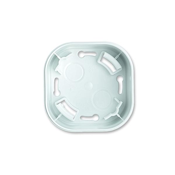 Krabica elektroinstalačná pre snímač prítomnosti, biela