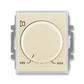 Regulátor hlasitosti, Element®, slonová kosť / ľadová biela