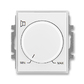 Regulátor hlasitosti, Time®, Element®, biela / ľadová biela