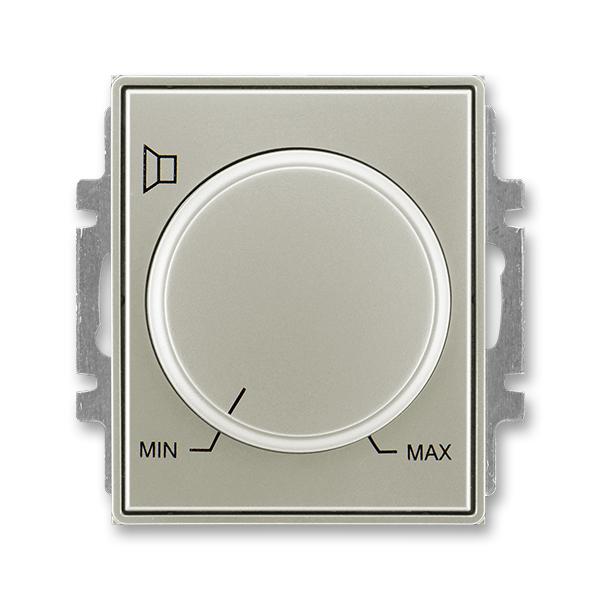 Regulátor hlasitosti, Time®, Time® Arbo, starostrieborná