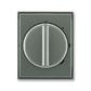 Kryt spínača s otočným ovládačom, Time®, Time® Arbo, antracitová