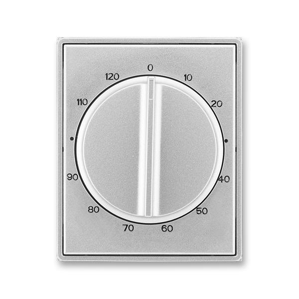 Kryt ovládača časového s otočným ovládačom, Time®, Time® Arbo, titánová
