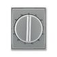 Kryt ovládača časového s otočným ovládačom, Time®, oceľová