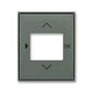 Kryt ovládača časovacieho, s otvorom pre displej, Time®, Time® Arbo, antracitová