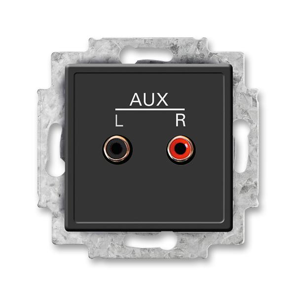 Predzosilňovač pre audiosignál,