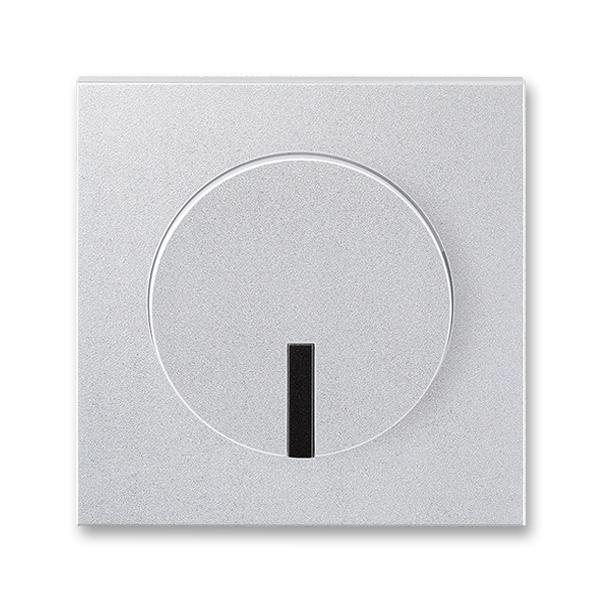 Kryt stmievača s krátkocestným ovládačom, Neo® Tech, titánová / onyx