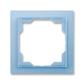 Rámček pre elektroinstalačné prístroje, jedno násobný, Neo®, ľadová modrá