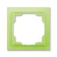 Rámček pre elektroinstalačné prístroje, jedno násobný, Neo®, ľadová zelená