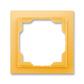 Rámček pre elektroinstalačné prístroje, jedno násobný, Neo®, ľadová oranžová