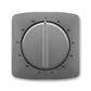 Kryt ovládača časového s otočným ovládačom, Tango®, dymová šedá