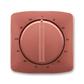Kryt ovládača časového s otočným ovládačom, Tango®, vresová červená