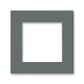 Kryt prístroja osvetlenia s LED, prístroja AudioWorld alebo adaptéru Profil 45, Neo®, grafitová