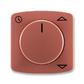 Kryt spínača žalúziového komfortného, s otočným ovládačom, Tango®, vresová červená