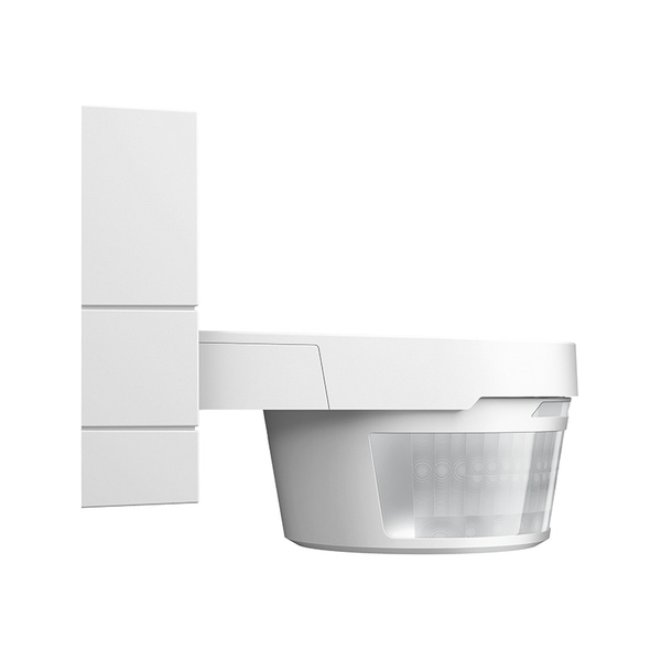 Snímač pohybu Busch-Wächter® 220 MasterLINE KNX Premium, nástenný, biela