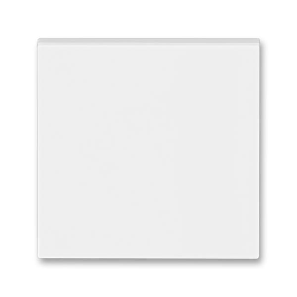 Kryt spínača kolískového, Levit®, biela / ľadová biela