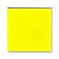 Kryt spínača kolískového, Levit®, žltá / dymová čierna