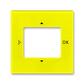Kryt ovládača časovacieho, s otvorom pre displej, Levit®, žltá
