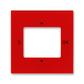Kryt ovládača časovacieho, s otvorom pre displej, Levit®, červená