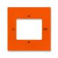 Kryt ovládača časovacieho, s otvorom pre displej, Levit®, oranžová