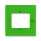 Kryt ovládača časovacieho, s otvorom pre displej, Levit®, zelená