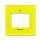 Kryt zosilňovača s tunerom FM alebo internetového rádia Busch-iNet, Levit®, žltá