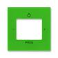Kryt zosilňovača s tunerom FM alebo internetového rádia Busch-iNet, Levit®, zelená