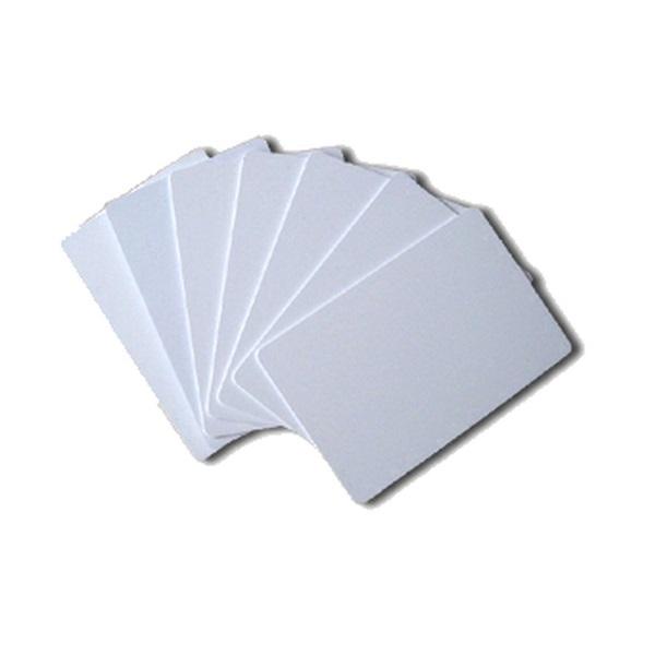 Karta identifikačná, biela