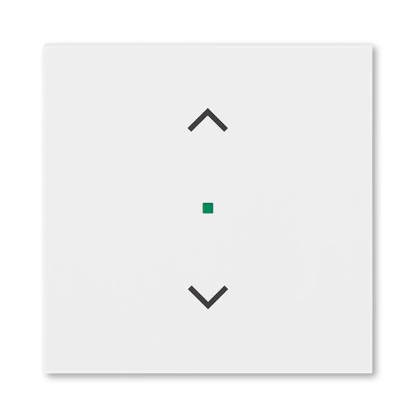 """Kryt 1 násobný, symbol """"žalúzie"""", Levit®, biela"""