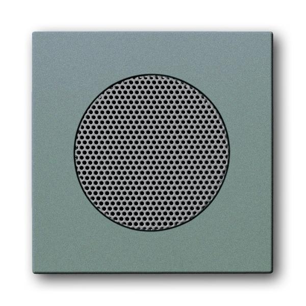 Kryt pre reproduktor, Solo®, Solo® carat, metalická šedá