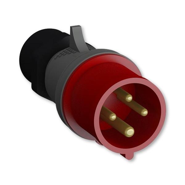 Vidlica priemyselná IP 44, IP 44, 16 A - bezskrutkové svorky