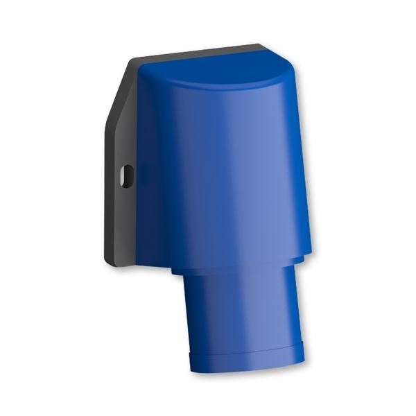 Prívodka priemyselná IP 44, nástenná, IP 44, 16 A - bezskrutkové svorky
