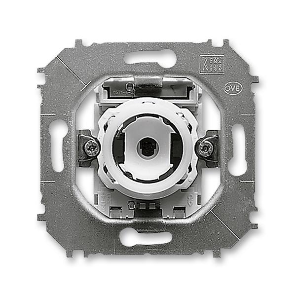Prístroj prepínača striedavého tlačidlového,