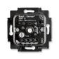 Prístroj stmievača pre otočné ovládanie a tlačidlové spínanie,