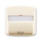 Kryt zásuvky ISDN s 1 otvorom, Tango®, slonová kosť