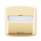 Kryt zásuvky ISDN s 1 otvorom, Tango®, béžová