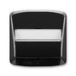 Kryt zásuvky ISDN s 1 otvorom, Tango®, čierna
