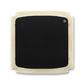 Vysielač rádiofrekvenčného (RF) signálu s krátkocestným ovládačom, nástenný, Tango®, čierna