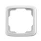 Rámček pre elektroinstalačné prístroje, jedno násobný, Tango®, šedá