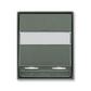 Kryt zásuvky ISDN s 2 otvormi, Time®, Time® Arbo, antracitová