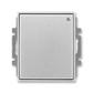 Spínač s krátkocestným ovládačom, s přijímačom rádiofrekvenčného (RF) signálu, Time®, Time® Arbo, titánová
