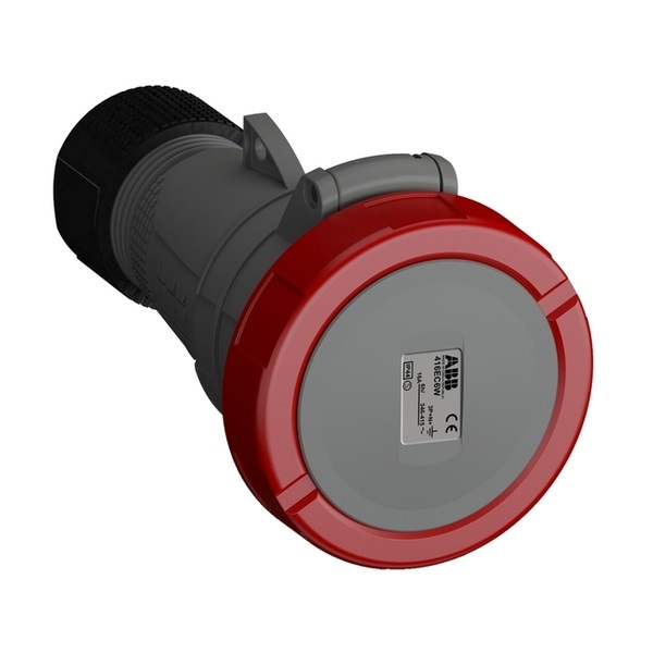 Zásuvka priemyselná IP 67, spojovacia, IP 67, 16 A